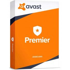 Avast Premier 2020 (1 YEAR / 1 PC) license