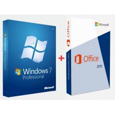 Windows 7 Professional and Office 2013