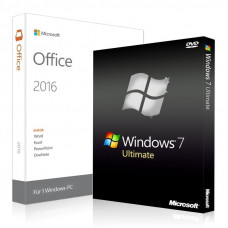 Windows 7 Ultimate and Office 2016