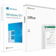Windows 10 Home + Office 2019 ProPlus