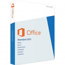 Microsoft Office 2013 Standard 2PC