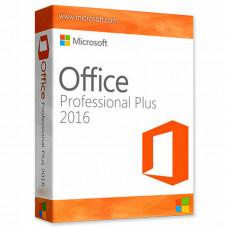 Activation key Office 2016 Pro Plus
