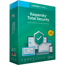 Kaspersky Total Security 2021 2 PC